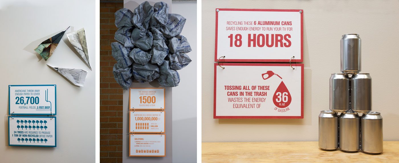 21 Days Recycling Campaign