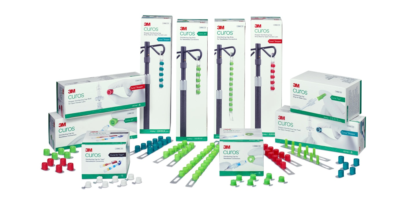 3M Curos family of products
